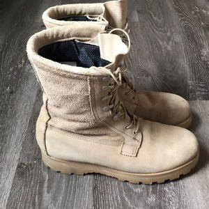 Vibram military boot